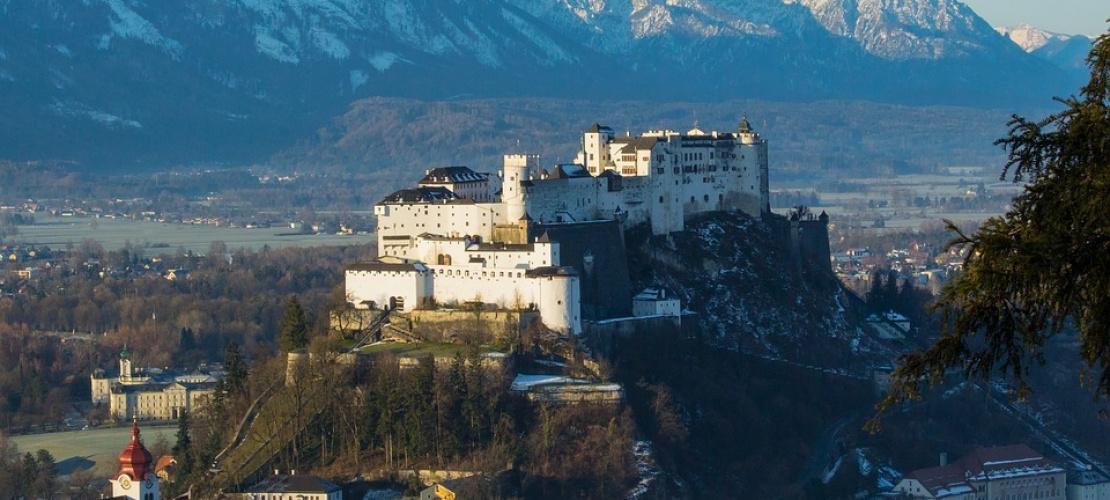 Tipy na výlety Salzbursko
