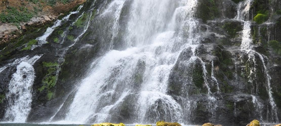 Vodopády v Rakousku 1