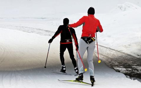 Běžky Bad Gastein