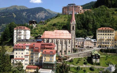 Historie Bad Gastein a okolí