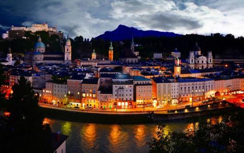 Salzburg - památky