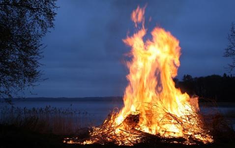 Hory v plamenech: Letní slunovrat v Bad Gastein