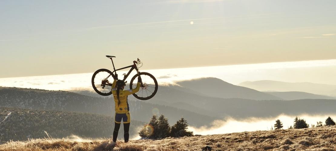 Sportgastein na kole