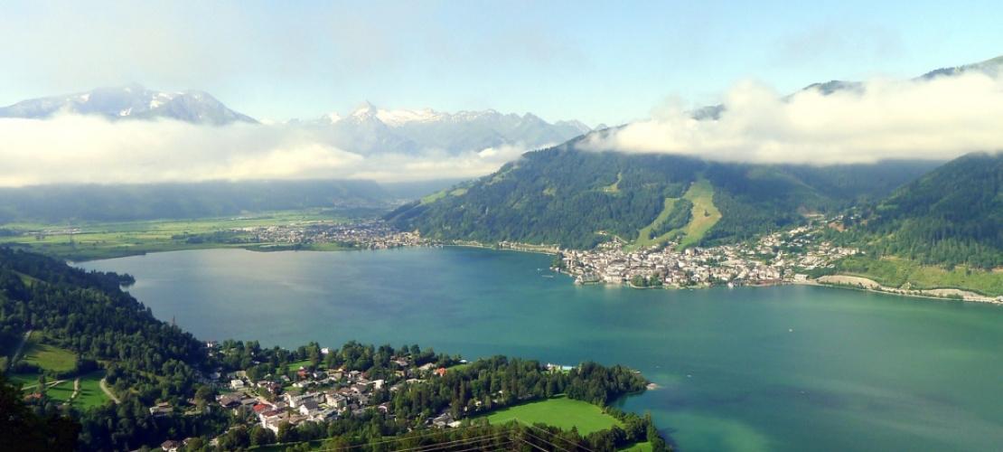 Zell am See - Letní dovolená v srdci Alp
