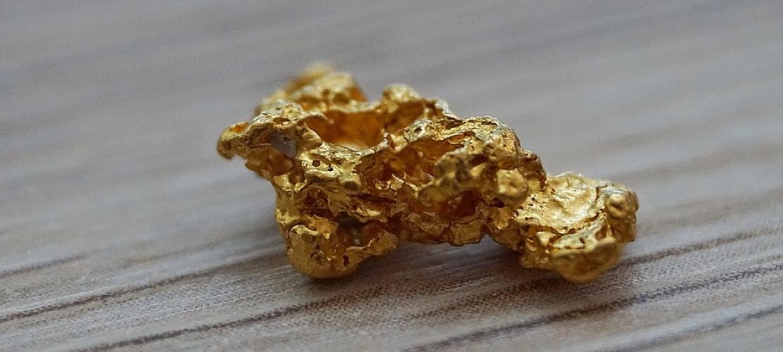 Rýžování zlata Bad Gastein