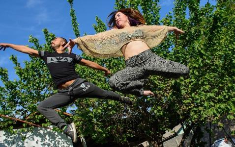 Taneční festival Gastein