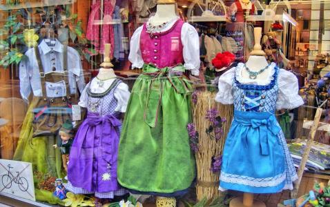 Nakupování Bad Gastein a Salzbursko