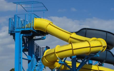 Aquaparky v Rakousku
