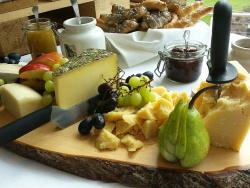 Domácí rakouské sýry