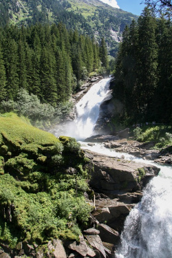 Krimmler Wasserfalls