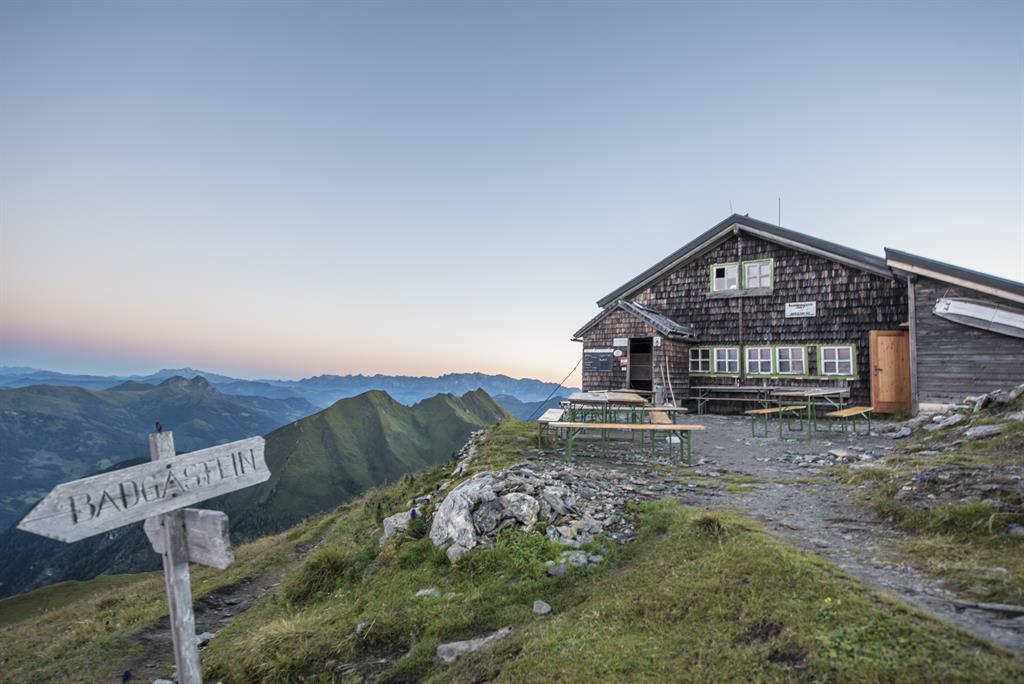 Badgesteiner Hütte