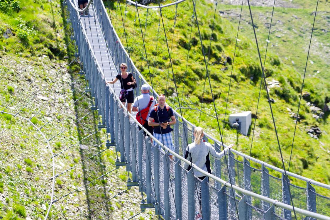 Bad Gastein - visutý most